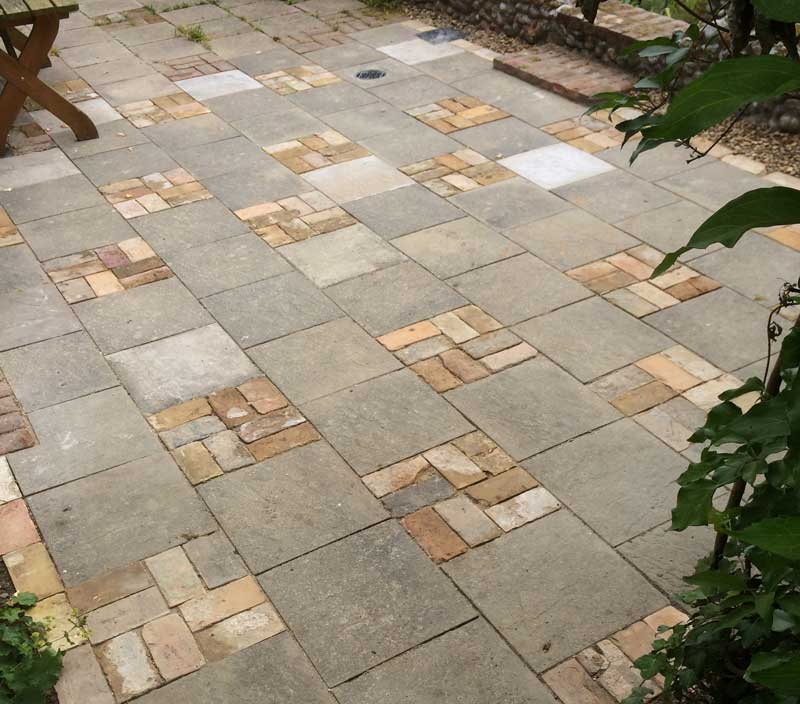 Patios Norfolk Paving Landscaping